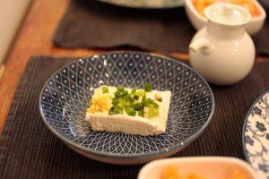 Hiyayako tofu
