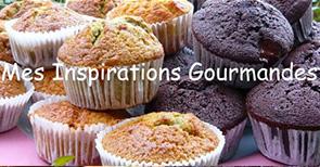 Capture du blog mes inspirations gourmandes