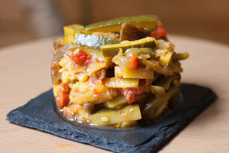 Ratatouille ni oise l 39 authentique recette et ses secrets - Cuisiner chez soi et vendre ses plats ...