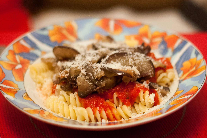 P tes aux aubergines ou norma recette l g re et gourmande - Blog cuisine sicilienne ...