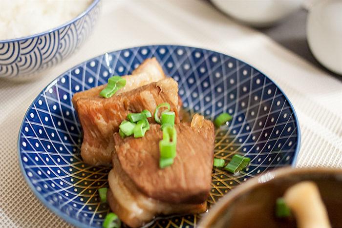 Poitrine de porc à la japonaise
